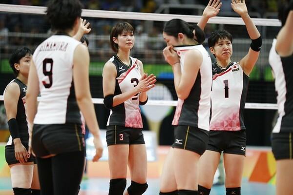 金メダルを目指した全日本女子の戦いは、準々決勝で幕を閉じた