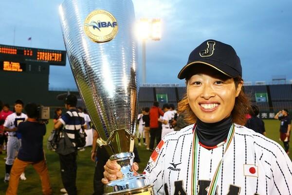 前回大会でも主将を務め、世界一に貢献した志村。今大会でも若手とベテランの融合した日本代表をまとめる
