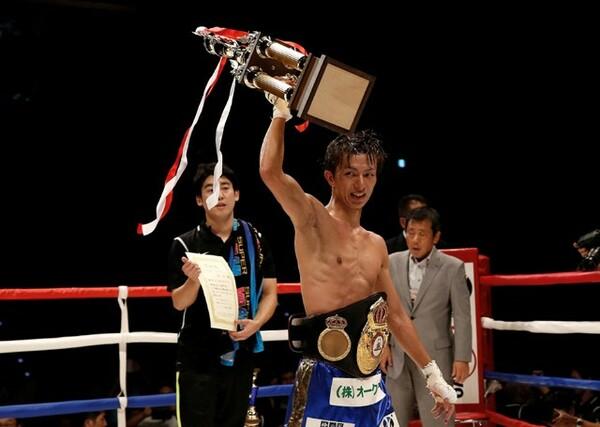 田中恒成、拳四朗という日本人選手が挑戦者に名乗りをあげているが、田口は受けてたつ姿勢を示す