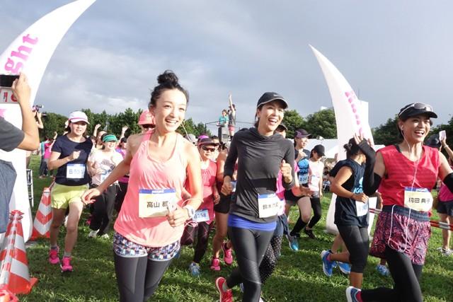 美と健康をランニングで手に入れる 美女ランナー集結「RunGirl★Night」