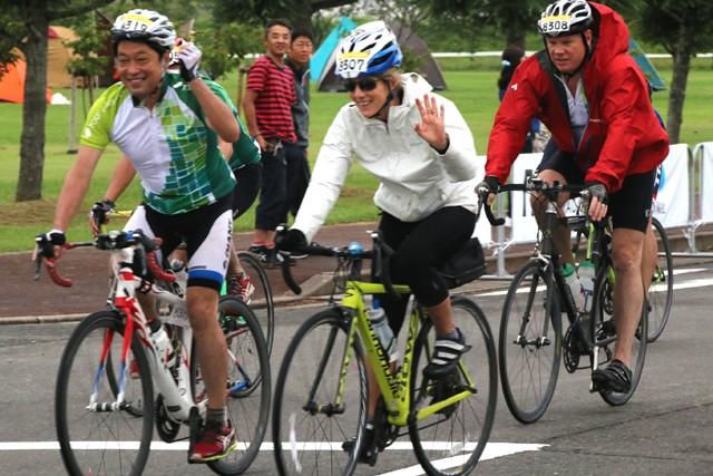 キャロライン・ケネディ駐日米国大使は今年も参加
