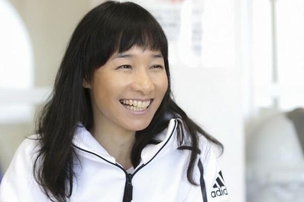 若手の活躍を歓迎するクルム伊達。大坂なおみには練習パートナーを務めてもらうこともあるという