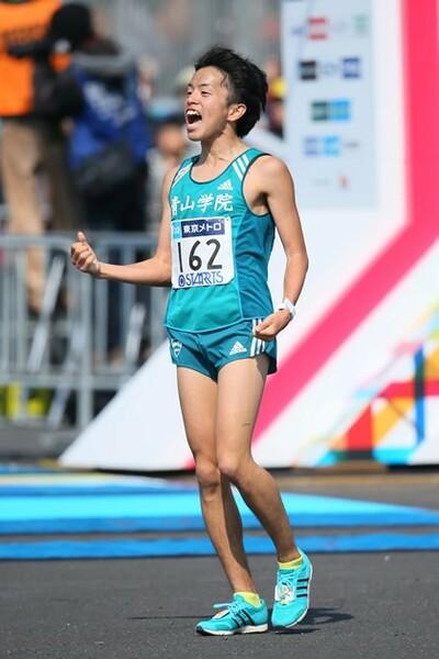 10代の日本人最高記録を更新して日本人2位。下田の快挙は陸上界に大きなインパクトを残した