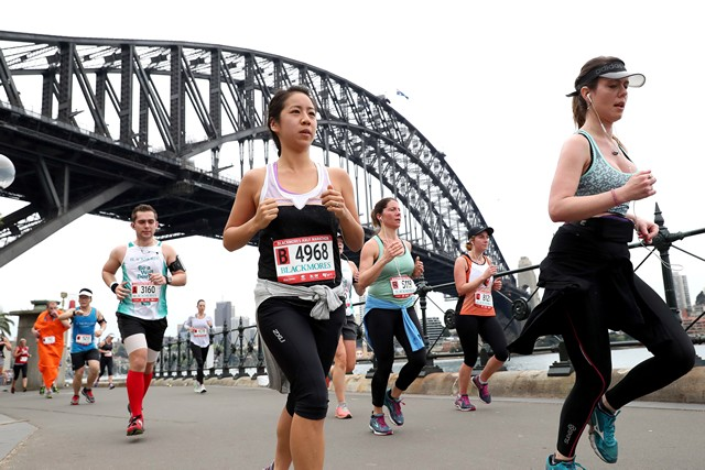 日本人ランナー向けサービスも充実 初めてのシドニーマラソンを採点