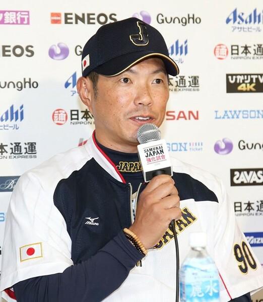 WBC前最後の強化試合へ向けて「勝つための采配をしたい」と意気込みを語った侍ジャパン・小久保監督