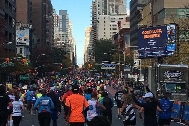 世界で一番の「都市型マラソン」大会 青山剛のNYシティマラソン現地レポート