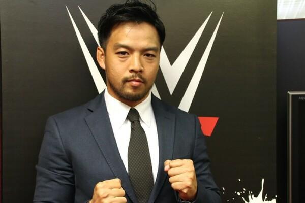 WWE大阪公演に合わせて帰国したイタミ・ヒデオ。現状の苦しい胸のうちを聞いた