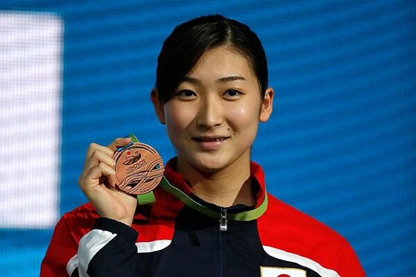 短水路の世界選手権で3つのメダルを獲得した池江璃花子。日本記録も多く更新した