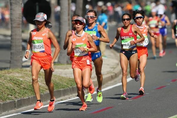 日本選手より順位の良かった米国選手は持ちタイム的には日本より下だった。本番で安定した走りができることも重要