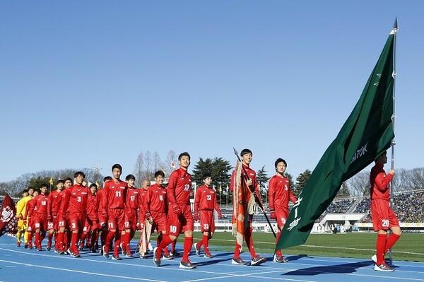 赤い彗星・東福岡は同校史上2度目となる選手権連覇に挑む