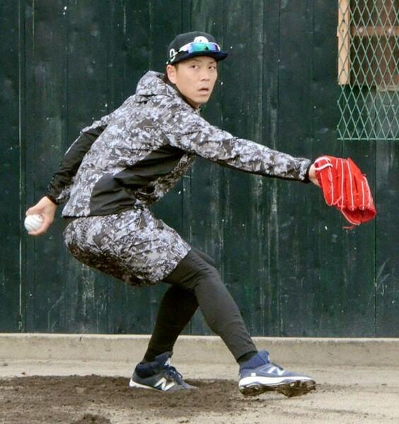 侍ジャパンに選出された宮西。江尻氏は侍ジャパンにとって「大きな戦力になる」と太鼓判を押す