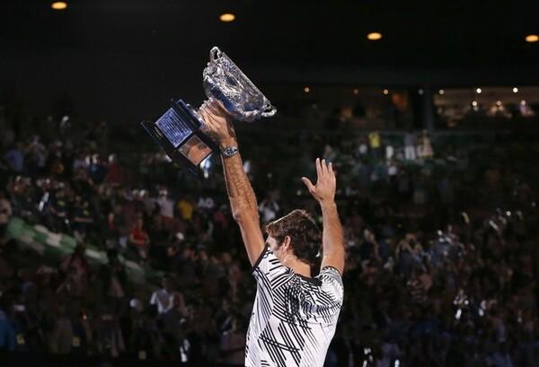 フェデラーの5年ぶりのグランドスラム制覇で幕を閉じた今年の全豪。史上最高の観客動員数を記録した