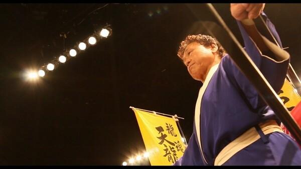 天龍源一郎の引退ロードを映し出したドキュメンタリー映画「LIVE FOR TODAY−天龍源一郎−」が公開へ