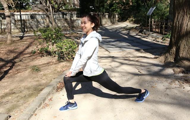 マラソン大会2週間前おすすめトレーニング 長距離走はNG、筋トレで土台作りを!