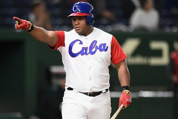 E組の中で4番手として位置付けられるキューバだが、1次ラウンド2本塁打のデスパイネを中心とした強力打線は侮れない
