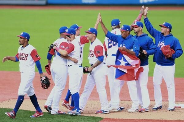 D組を3戦全勝で1位通過したプエルトリコ。15日の初戦はドミニカ共和国との一戦だ