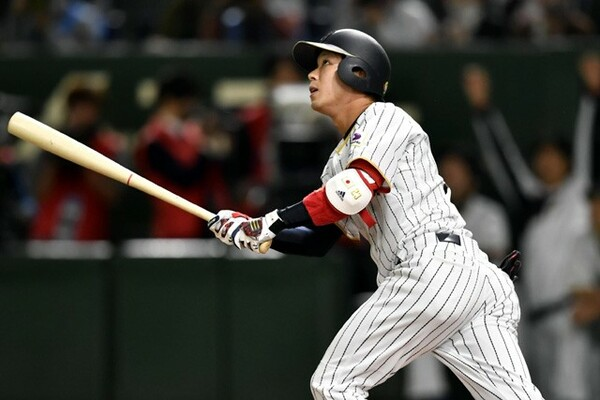 1試合2本塁打を放つなど状態が上がってきた山田