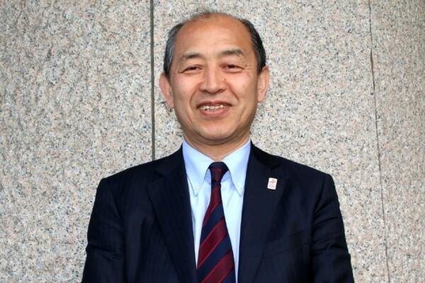 今季から日本ハンドボールリーグのリーグ委員長に就任した元FC東京社長の村林裕氏