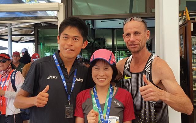 川内優輝&サブ4の母に聞きました ゴールドコーストマラソンのココが良い![PR]