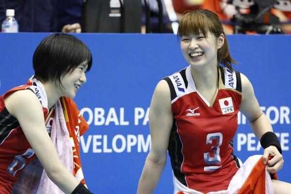 ロンドン五輪後、全日本ではキャプテンを務めた