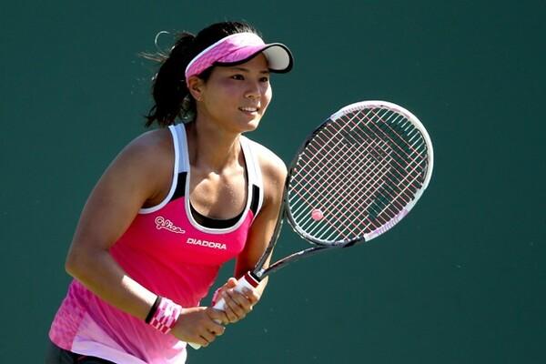 尾崎里紗はマイアミ・オープンで格上選手を次々に破り、4回戦進出と躍進した
