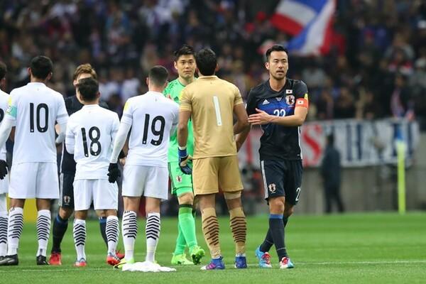 試合後、タイ代表のセーナムアン監督は、「選手たちは100%頑張ったと思う」とねぎらった