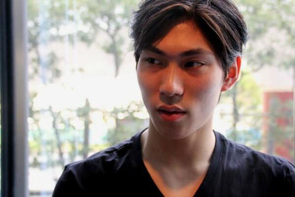 飛躍のシーズンを過ごした田中刑事が、五輪への思いやキャリアについて語ってくれた