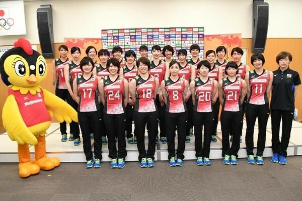 2017年度の全日本女子メンバーが、新シーズンに向けて抱負を語った