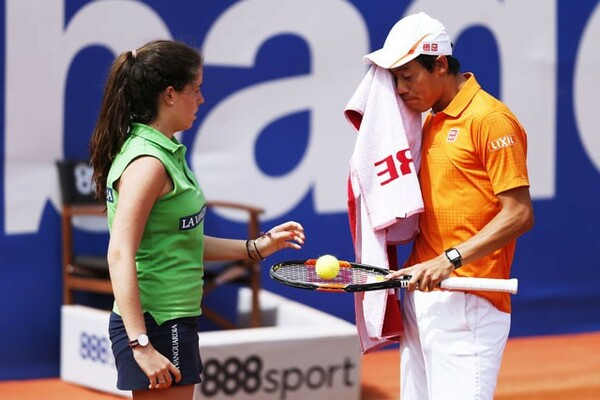 テニスの試合に欠かせないボールキッズ。彼らはどのように選ばれているのか