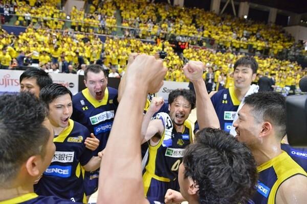 ファンの力強い声援を背に、栃木は千葉とのチャンピオンシップ準々決勝の激戦を制した