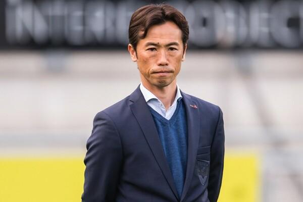 VVVで3年半過ごした藤田コーチ。自身の去就をどう考えているのか