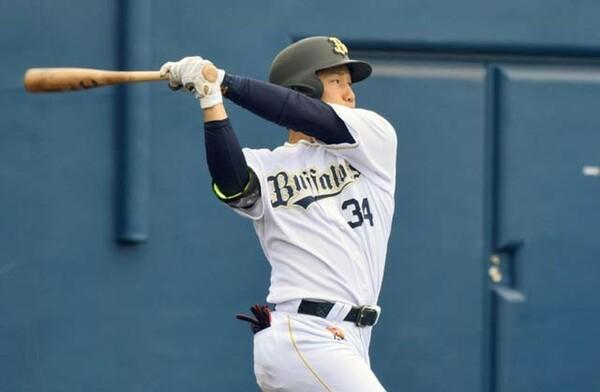 昨季はルーキーながら鮮烈な印象を与えたオリックス・吉田正。その打棒を1軍で見られる日を待ちたい