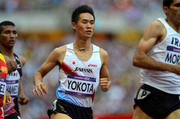 12年ロンドン五輪に出場した横田は「いい経験だった」と語る