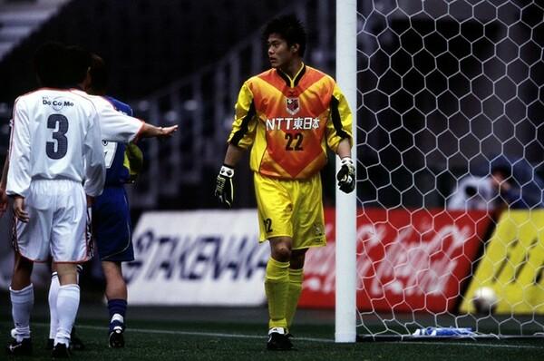川島は高校卒業後、大宮アルディージャに加入。高校入学時にはJリーグ入りを明確に目標として持っていたという
