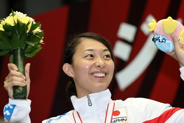 五輪メダリストとしての重圧から放たれ、鈴木聡美は輝きを取り戻した