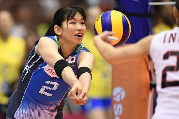 全日本でのスタイルになじみ、仙台大会では攻撃の柱と言える活躍を見せた古賀