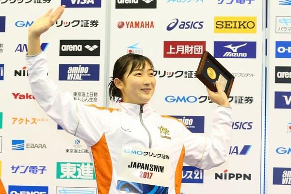 池江璃花子は最大8種目で出場予定。複数レースをこなすために必要な運動量とは?