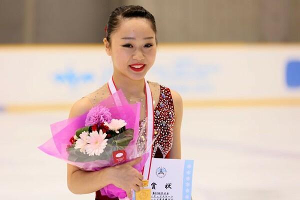 全日本ジュニア2連覇を達成して得たものは、自分に打ち勝った自信だった