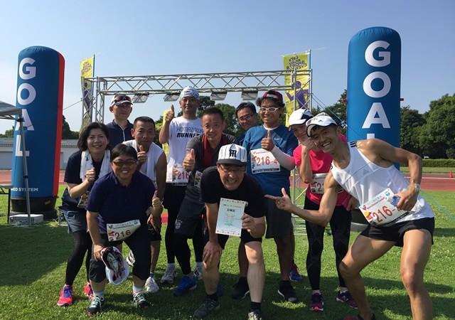 同窓会リレーマラソンで深まる友情、甦る青春 ラン歴ゼロの40代チームが42.195kmに挑戦!