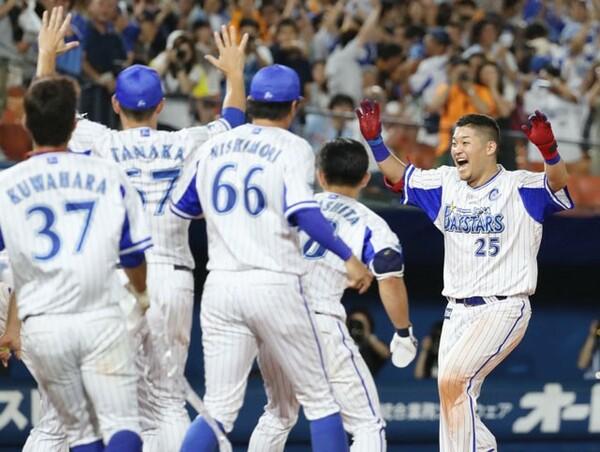 阪神と2位争いを繰り広げるDeNAは8月の27試合中21試合が屋外開催。本拠地・横浜スタジアムで好成績を残したい