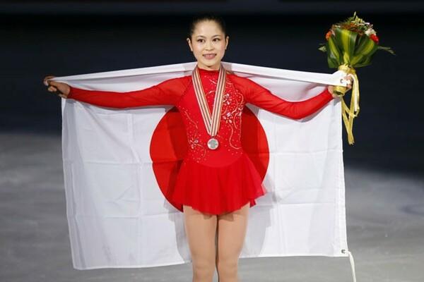 初出場の世界選手権で銀メダルを獲得。14−15シーズン、宮原はトップスケーターの仲間入りを果たした