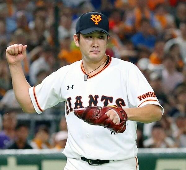 投手5冠も視野に入る巨人のエース・菅野