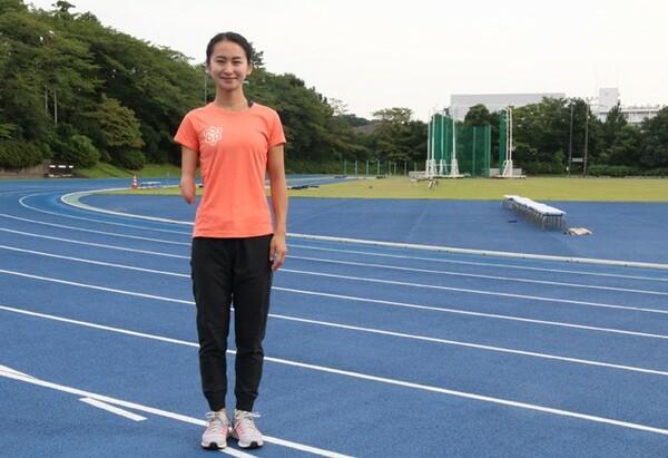 リオ・パラリンピックと世界選手権で銅メダルを獲得したパラ陸上の辻。東京へ向けて走り出した彼女の今に迫った