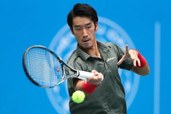 楽天ジャパン・オープンが10月2日に開幕。杉田(写真)ら日本勢の活躍、世界のトップ選手のプレーに注目!