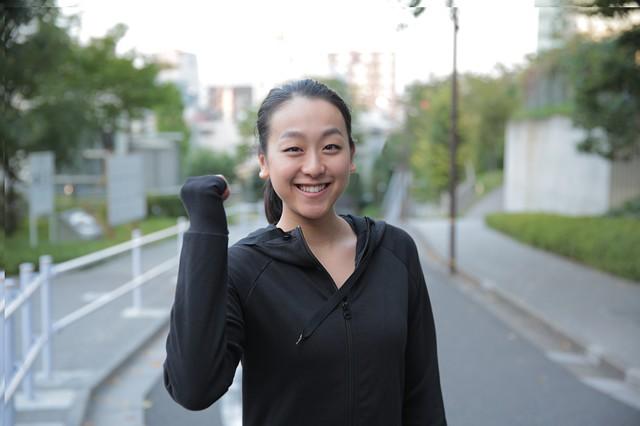 浅田真央さんがホノルルマラソン初挑戦 目標タイムは「4時間30分を切りたい」