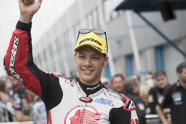 現在Moto2クラスで活躍する中上は来季からMotoGPクラスに参戦する