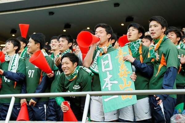全国区の活躍を見せる青森山田。もはや県内では絶対的な地位を築き、常に日本一を見据えている