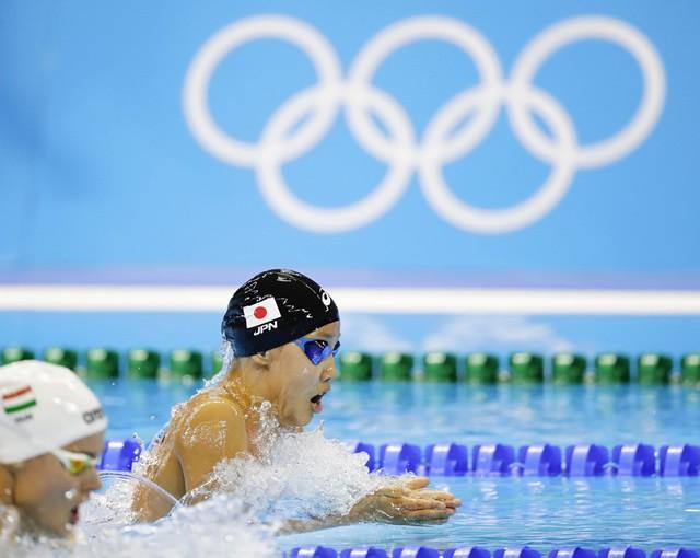 競泳・今井月、地元岐阜で取り戻した原点 笑顔の裏にある真摯な努力(3)