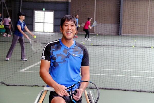 96年から16年まで、6大会連続でパラリンピックに出場してきた齋田。競技の変遷を間近で見てきた