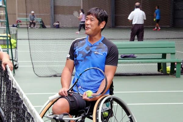 パラスポーツを取り巻く環境が以前より改善されてきていることに、齋田は感謝の言葉を口にする